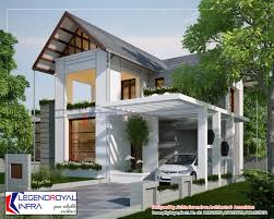 european style home european style home sloping roof 1829 sq ft kerala villas