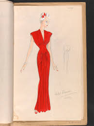evening dress field marjorie v u0026a search the collections