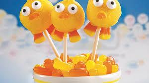 duck cake just ducky lemonade cake pops recipe bettycrocker