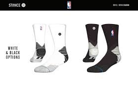 stance is now the official sock of the nba nba all