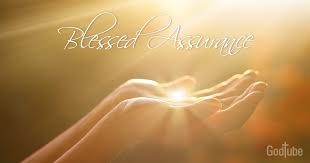 blessed assurance lyrics hymn meaning and story