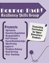 Counseling Skills For Teachers Resiliency Skills Counseling Program Building Resilience