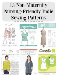 maternity nursing 13 non maternity nursing friendly sewing patterns diy