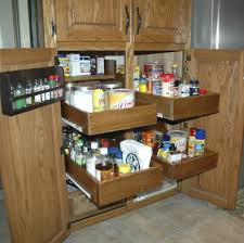 kitchen cabinet slide out furniture pull out shelves in a kitchen cabinet drawer excellent