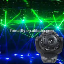 led disco ball light newest focos led disco 12x20w rgbw led beam football moving head