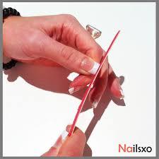 creating acrylic nails at home nailsxo