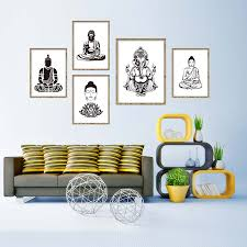 Livingroom Yoga Online Get Cheap Yoga Art Aliexpress Com Alibaba Group