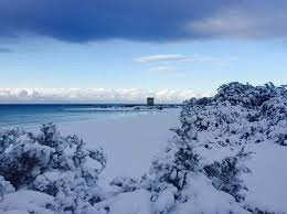 Snow In Sahara Matteo Tafuri U0027s Prophecy At Risk Of Coming True After Salento In