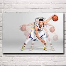 aliexpress com buy stephen curry basketball star art silk fabric