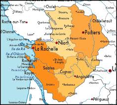 map of poitiers epic cognac visit to poitiers angoulême the