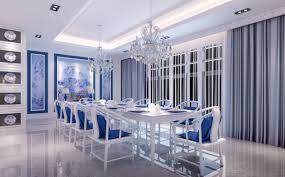 blue dining room ideas thraam com