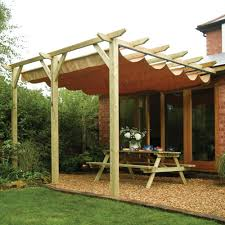 Small Patio Gazebo by Retractable Gazebo Canopy Wood Frame Durability And Beauty