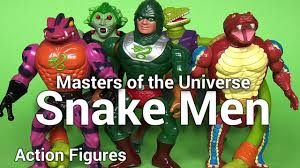 he man and the masters of the universe snake men he man u0026 the masters of the universe original series