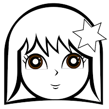 girls coloring pages cartoon coloringstar