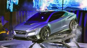 purple subaru subaru viziv performance concept teases next wrx autotrader ca