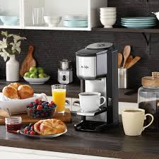 Coffee Makers With Grinders Built In Reviews Coffee Single Cup Coffeemaker With Built In Grinder With Travel