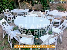 chairs and table rentals party rentals sherman oaks