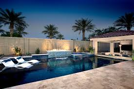 Deep Backyard Pool by Presidential Pools Spas U0026 Patio Of Arizona Phoenix Valley