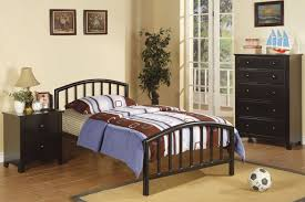Twin Sized Bed Black Metal Twin Size Bed Steal A Sofa Furniture Outlet Los