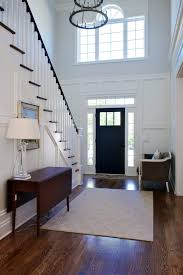 Wooden Front Stairs Design Ideas Front Entry Stairs Design Ideas Entry Traditional With Dark Front