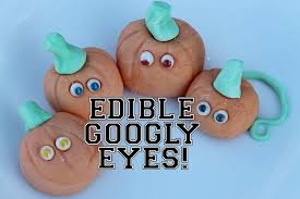 Edible Eyes Cake Decorating Edible Googly Eyes 5 Steps With Pictures