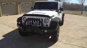hd video 2012 jeep wrangler unlimited rubicon 4x4 aev custom info