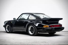 80s porsche 911 turbo auction block 1989 porsche 911 turbo hiconsumption