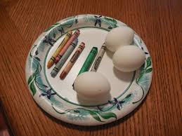Coloring Eggs Easter Egg Coloring For Toddlers And Preschoolers U2013 3 Boys And A Dog