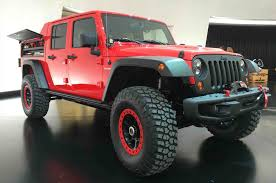 jeep moab truck jeep prototype truck car pictures