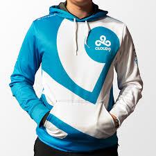 pro cloud9 pullover hoodie