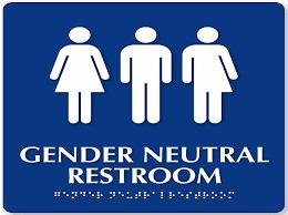 gender neutral bathrooms u2013 the paw print