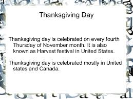 thanksgiving day why celebrate bootsforcheaper