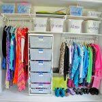how to organize closet house beautiful
