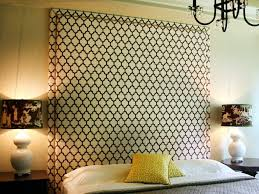 Black And White And Green Bedroom Bedroom Great Upholstered Panel Headboard With White And Teal