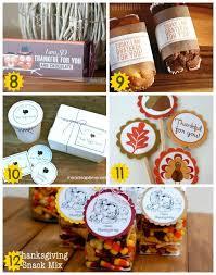 50 free thanksgiving printables