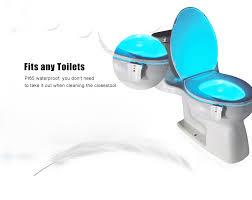 toilet light brelong waterproof led toilet light 5 39 online shopping