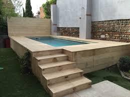 piscine petite taille piscine avec nage contre courant réalisation de piscine