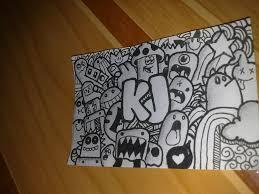 doodle name jc doodle to jenina kj by jcasipit on deviantart
