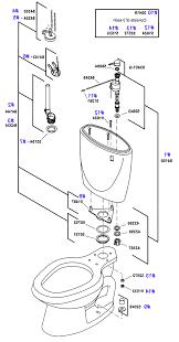 Eljer Flapper Valve Toilet Seat Parts Inside Tank Called Repair Diagram Flush Valve