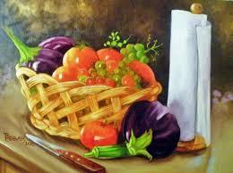basket of fruits tony reeves basket of fruits