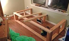 Diy Outdoor Daybed Daybed Diy Plans Finest Daybed From Twin Headboards Daybed Plans