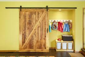 Unique Closet Doors Barn Doors For Closets That Present Rustic Outlooks In Unique
