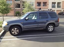 mazda tribute lifted mazda tribute 2003 lifted image 36