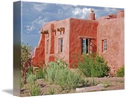 adobe house clay adobe house by lisa woodburn