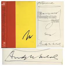 lot detail andy warhol sketches his famous campbell u0027s soup can