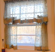 cafe curtains for kitchen martha stewart curtains ideas cool cafe