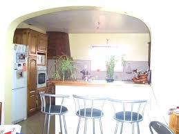 bar dans cuisine ouverte modele de cuisine ouverte cuisine cuisine bar stunning cuisine bar