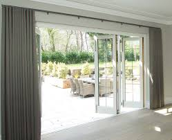 oak bifold doors with glass mumford u0026 wood conservation secure bi folding doors