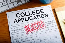 handling college rejection letters or it u0027s not the end of the