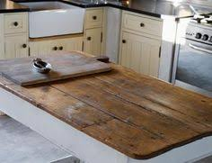 wood kitchen island top i must this fabulous wood plank countertop stunning